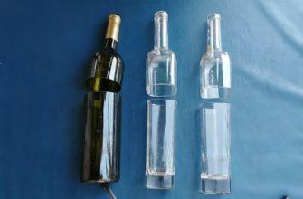 Удивительная и совсем не сложная идея: не выбрасывайте стеклянные бутылки
