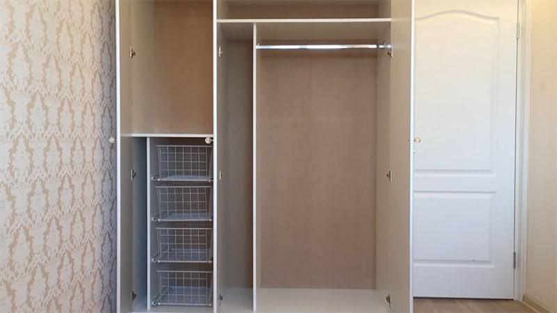 Только порядок! 8 секретов для организации хранения в шкафу.