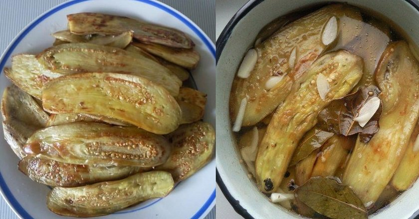 Рецепт маринованных баклажанов с чесноком: идеальная закуска, которой хватит надолго!