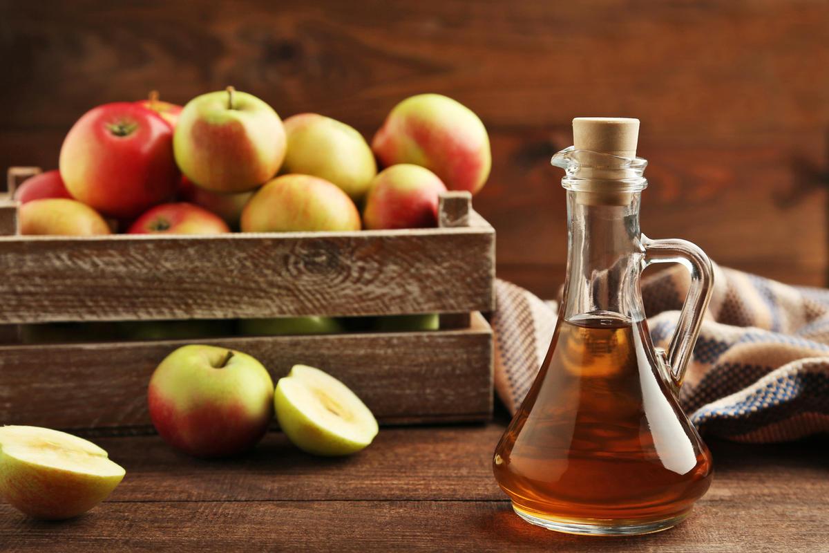 Рецепты приготовления и использования яблочного уксуса