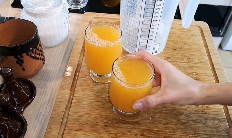 Рецепт мандаринового рахат-лукума без желатина