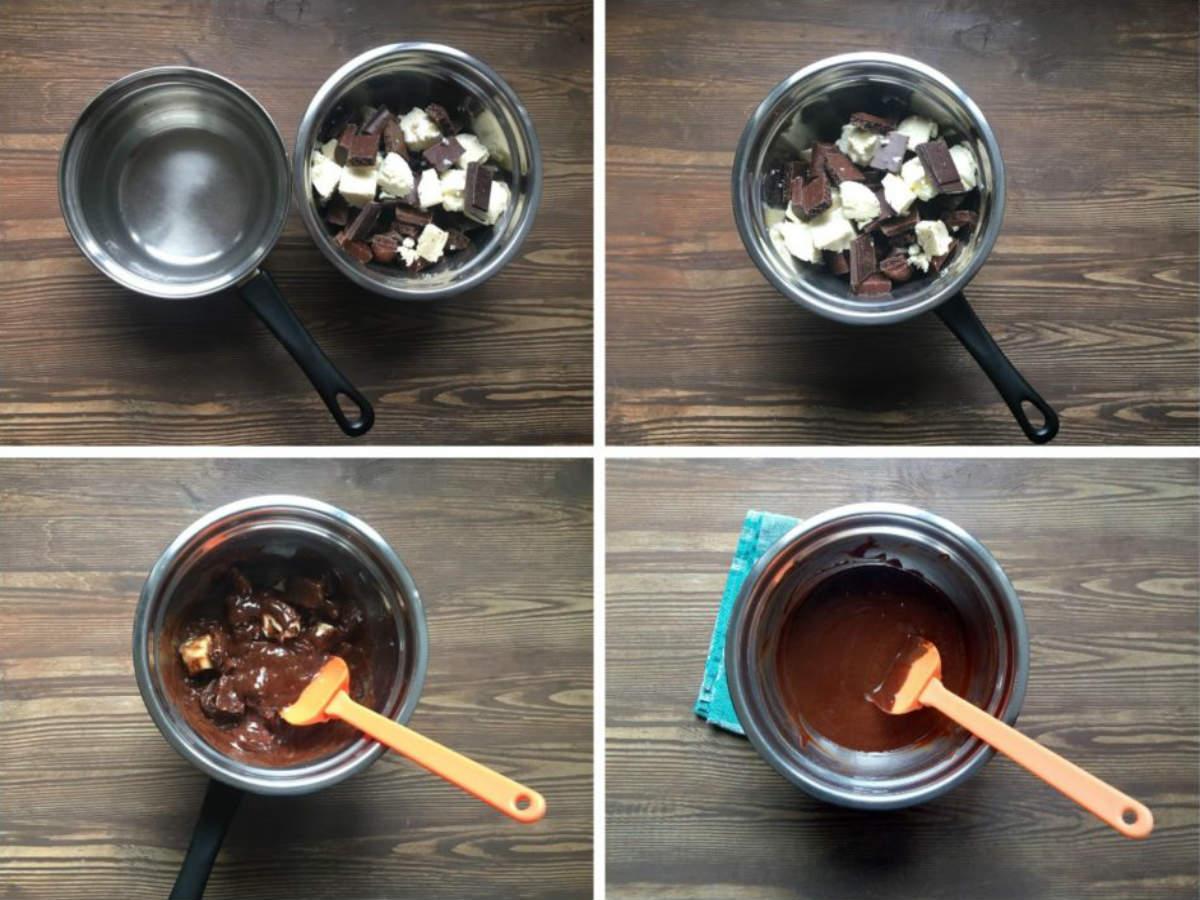 Изысканный шоколадный десерт по классическому рецепту