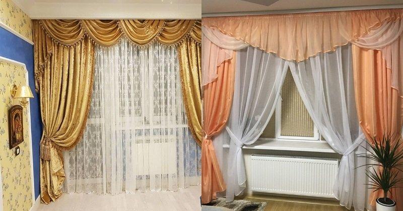 Пять примеров неудачного выбора штор