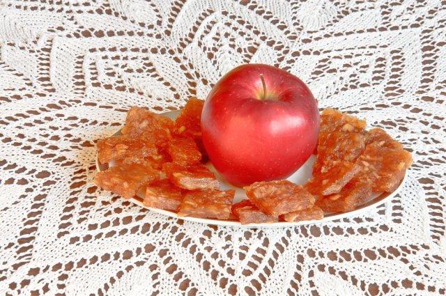 5 рецептов из падалицы яблок