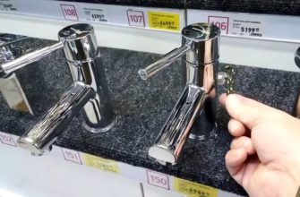 О чём расскажет магнит при выборе смесителя? Как правильно выбрать смеситель.