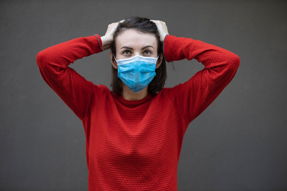 Зачем срезать «ушки» у использованных одноразовых масок