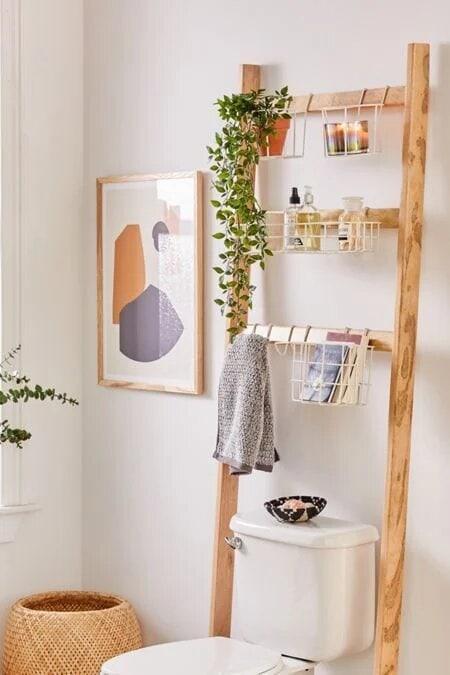 21 простая идея украсить и преобразить вашу ванную комнату
