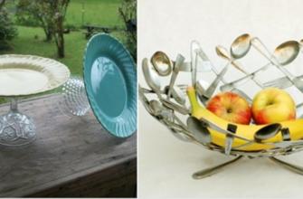 18 чудесных идей, как заново использовать кухонные принадлежности