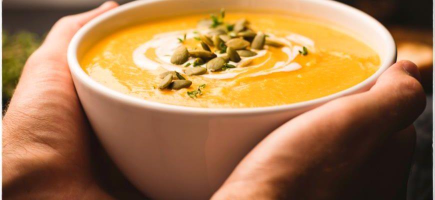 7 советов по прокачке тыквенного супа и 8 проверенных рецептов со сливками, картошкой, виски, креветками