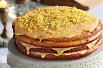 Анковский пирог для Льва Толстого