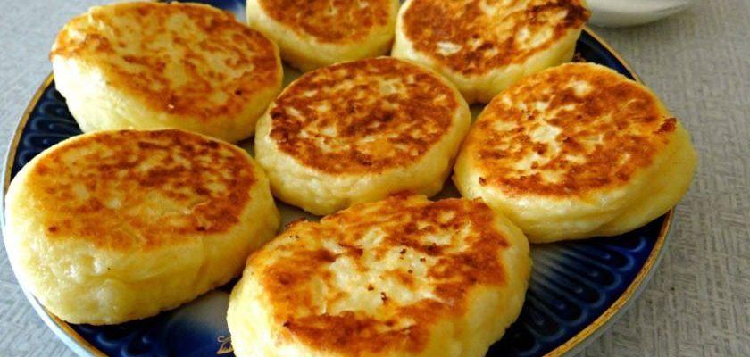 Вкуснейшие мягкие сырники с секретным ингредиентом