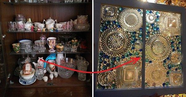 Второе дыхание старому хрусталю: шикарные предметы для декора интерьера