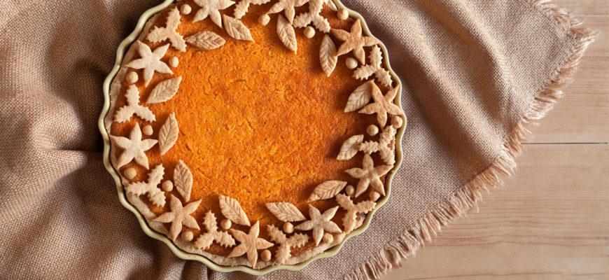 Время печь пироги: копилка идей для украшений из теста