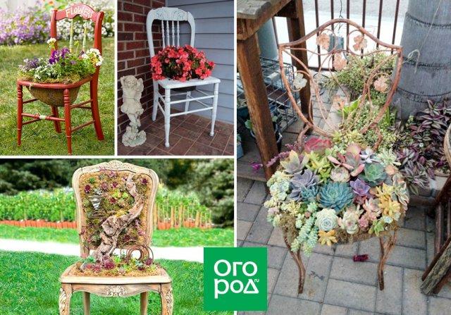 10 оригинальных цветников, которые станут украшением вашей дачи