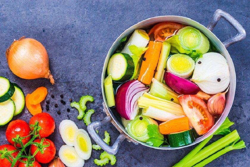 Детокс-супы для освобождения от всего лишнего: 3 рецепта с простыми ингредиентами