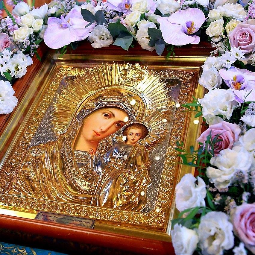 Молитва в день чудотворной Казанской иконы Божьей Матери — 21 июля