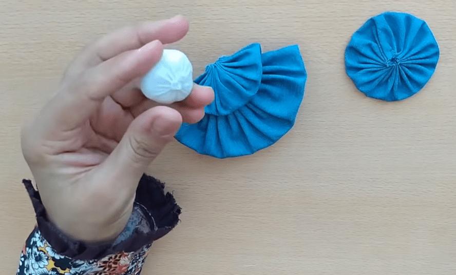 Потрясающие интерьерные украшения из остатков ткани: легкая работа — креативный результат