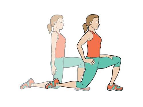 7 упражнений за 7 минут для ровной и сильной спины