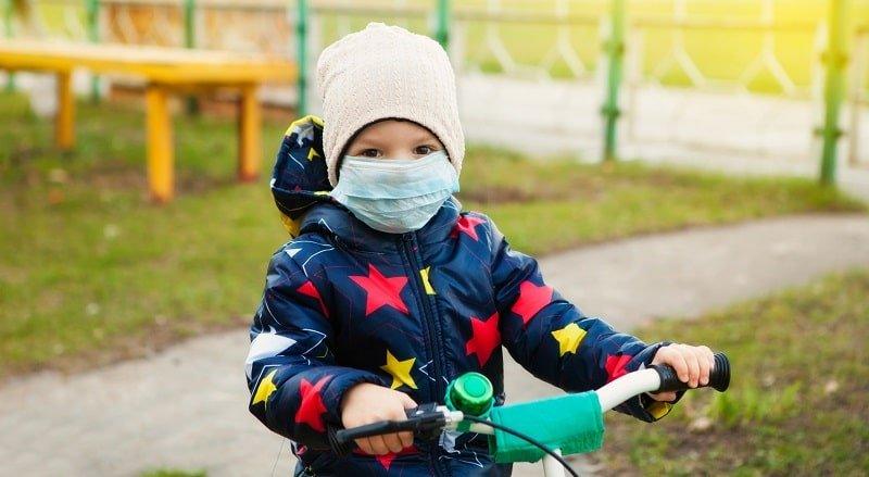 Дезинфекция защитных масок по методу Комаровского