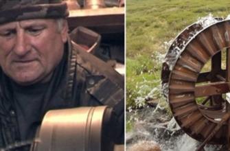 Житель Владикавказа сам сделал в селе ГЭС и начал даром раздавать энергию соседям