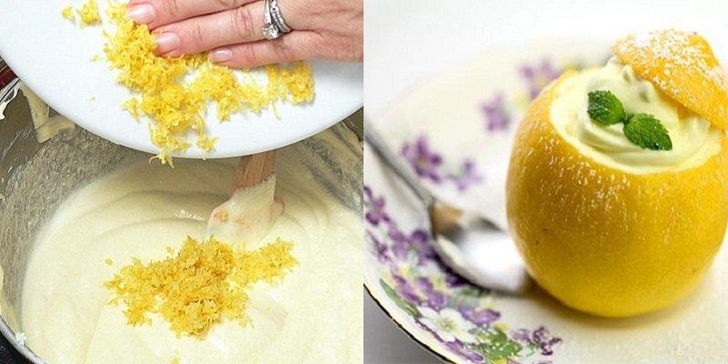 Рецепт лимонного мусса в домашних условиях из обычных продуктов