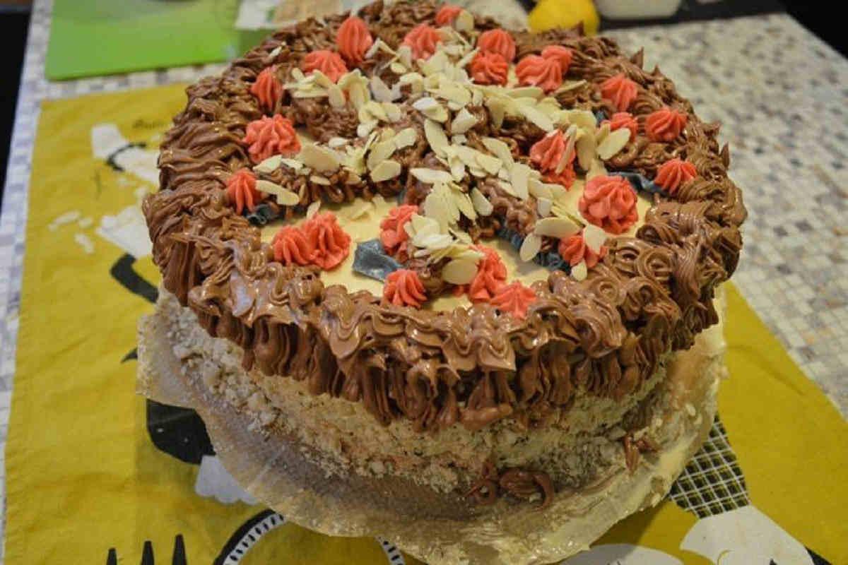 Как приготовить торт «Киевский» по ГОСТу