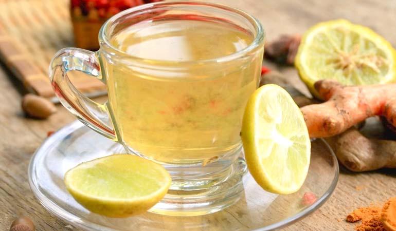 Куркума с лимоном и водой — эликсир здоровья и молодости
