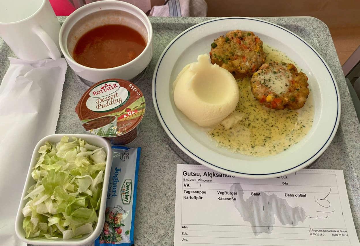 Как кормят рожениц в Германии: меню на выбор и кофе пей сколько хочешь