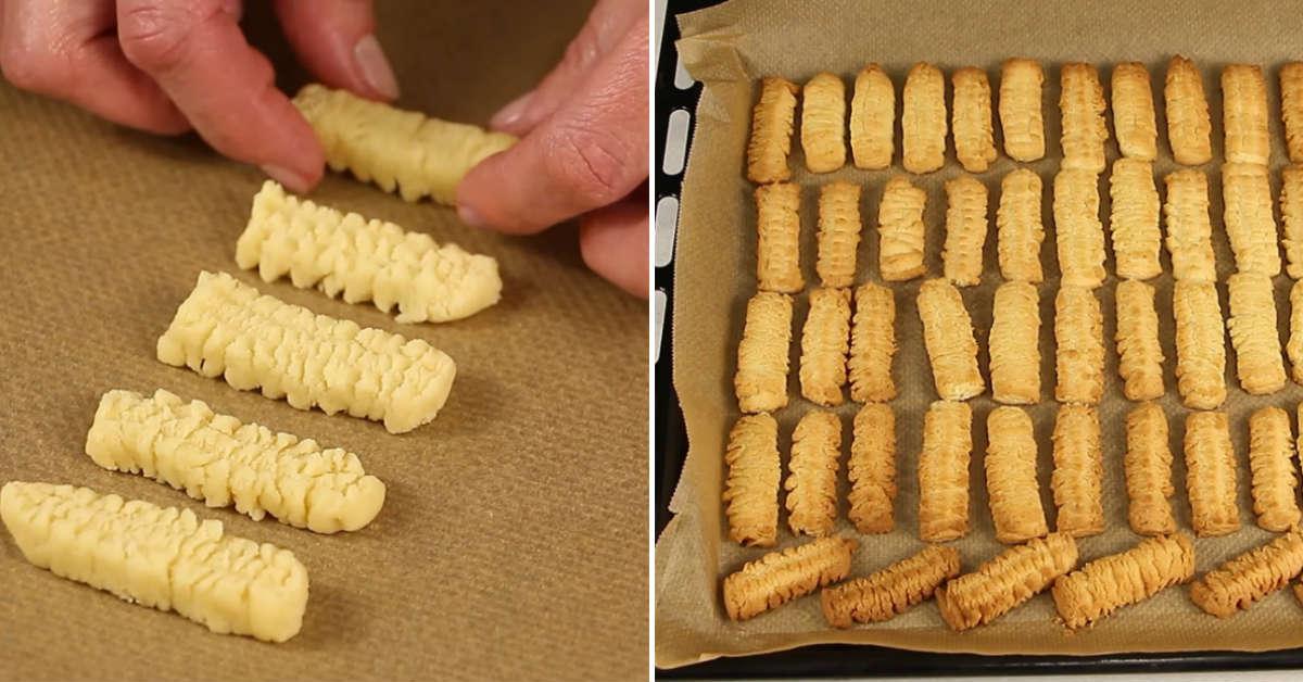 Тонкости приготовления рассыпчатого печенья на майонезе