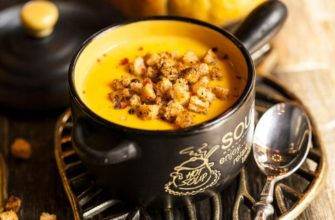 Согревающие супы-пюре для первых морозов