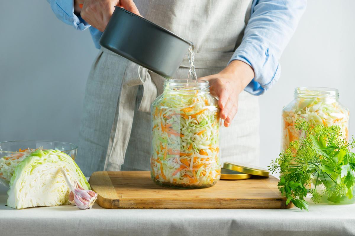 Секреты и рецепты квашеной капусты