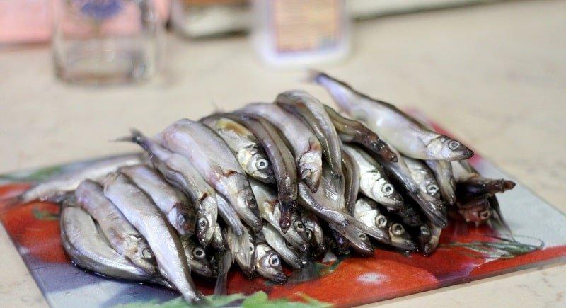 Принцип жарки рыбы без запаха и масляных брызг