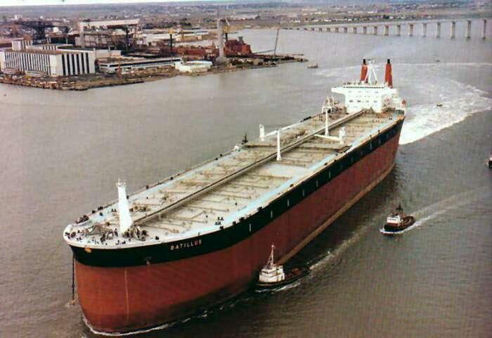 5 огромных кораблей современности, в сравнении с которыми Титаник кажется шлюпкой