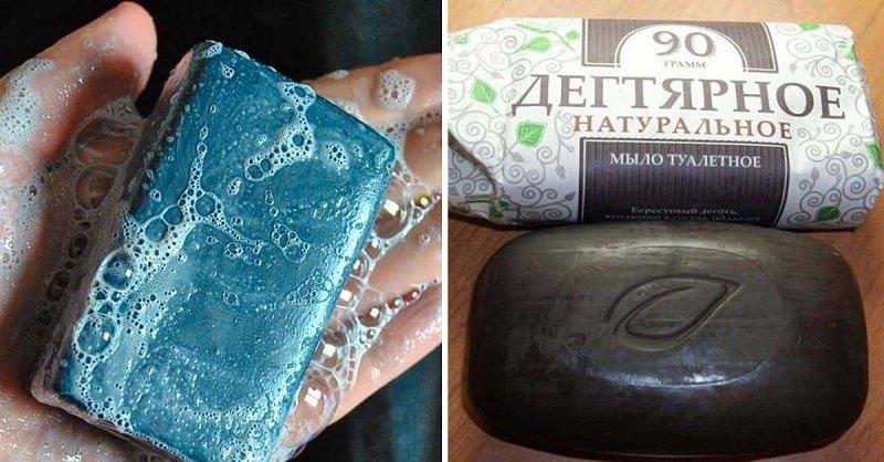 Почему дегтярное мыло отлично заменяет элитную косметику