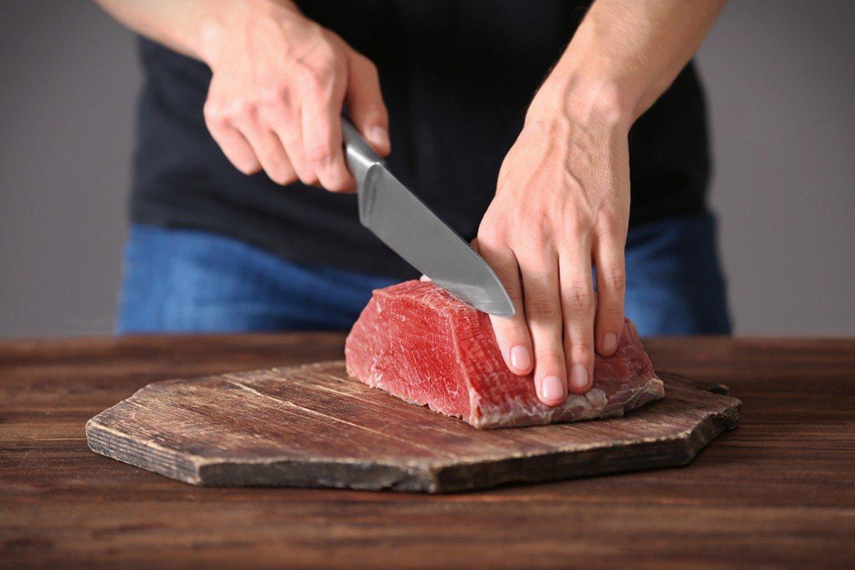 Задача: из обычной свинины сделать медовое мягкое мясо за полчаса