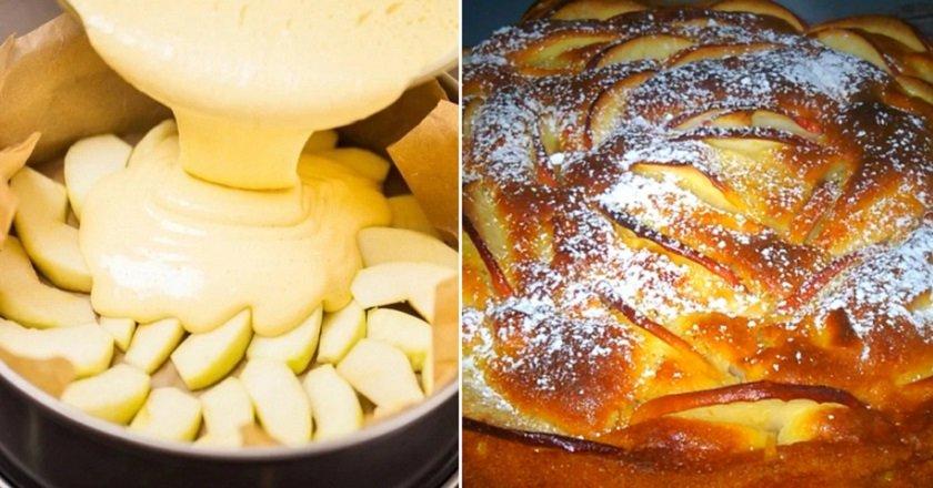 Подборка из 5 крутых шарлоток для самых изобретательных и ленивых сладкоежек