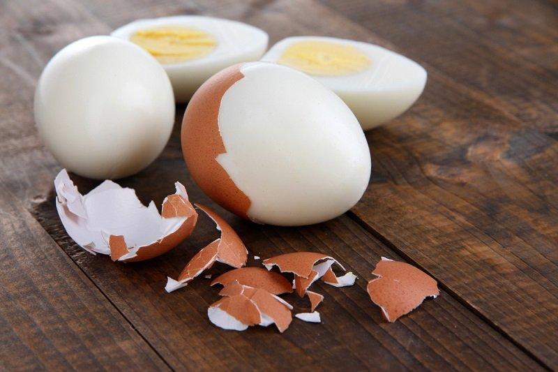 Рецепт свекольного салата с яйцом