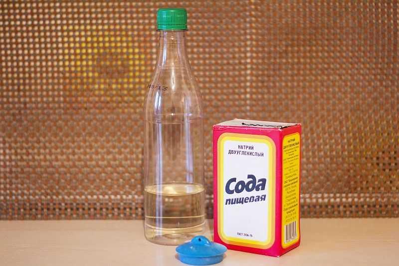 Как отбелить вещи с помощью соды