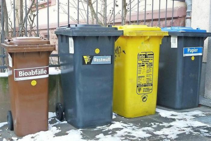 Мытье мусора, отсутствие мочалок и еще 11 странных привычек немцев