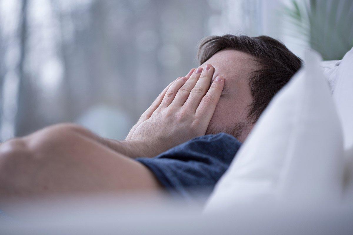 Личный опыт Николая Амосова: как побороть бессонницу и спать всю ночь напролет