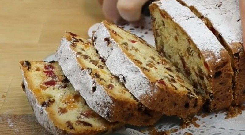 Английский рождественский кекс по рецепту Ольги Шобутинской