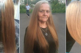 37 лет и длинные волосы. Вопрос читательницы.