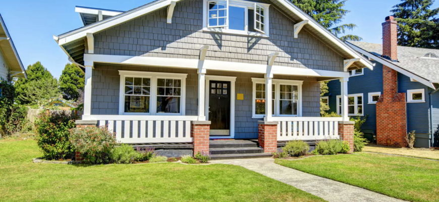 Почему в домах американцев хочется жить, и работать хочется