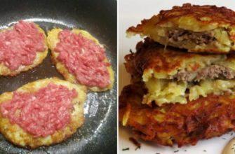 Как приготовить белорусские колдуны: золотистые картофельные лепешки на сковороде