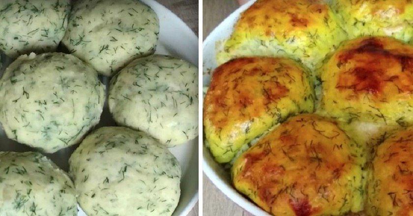 Как приготовить картофельные зразы в духовке: сочная начинка в самом мягком и нежном пюре