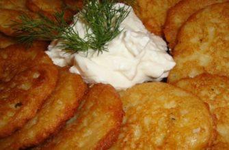 Без яйца и муки: как готовить настоящие белорусские драники