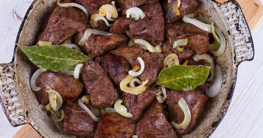 Как готовят печень гуру кавказской кухни: мягкая, сочная, ароматная — едят даже привереды