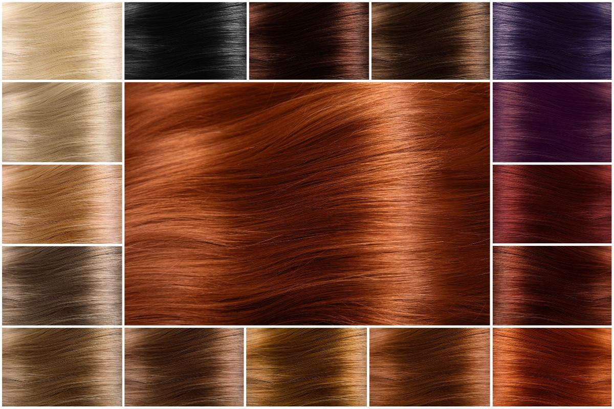 Какой оттенок волос прибавит сразу 10 лет даме
