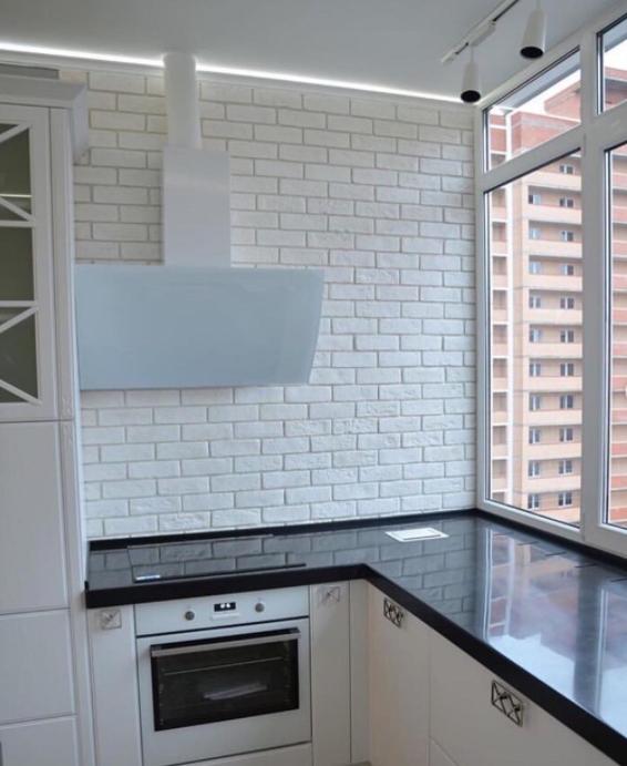 Кухня на балконе: можно ли перенести самую важную комнату на балкон или лоджию и как это сделать