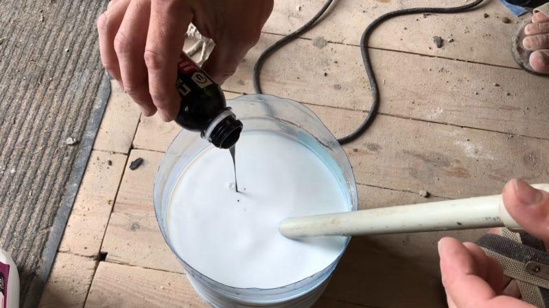 """""""Умная"""" имитация плитки: бюджетный ремонт в ванной или на кухне"""